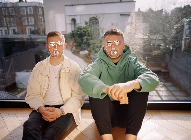 Disclosure, photo by Hollie Fernando