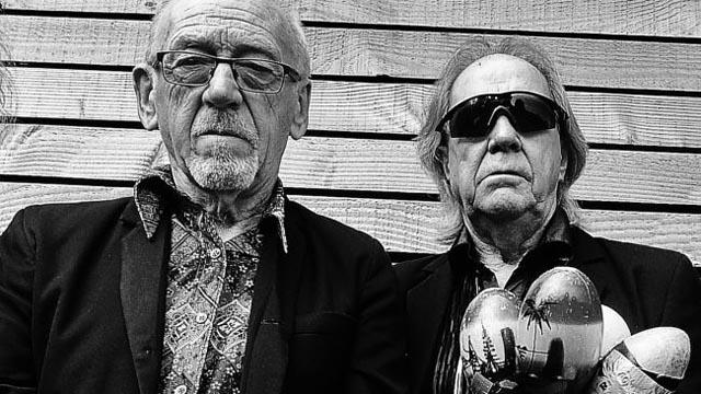 Dick Taylor and Phil May (Image credit: Madfish Music)