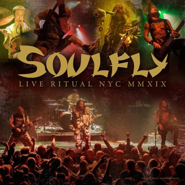 Soulfly / Live Ritual NYC MMXIX