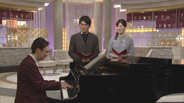 """NHK『ららら♪クラシック「映画音楽の父 スタイナーの""""風と共に去りぬ""""」』(c)NHK"""