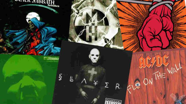 Metal Hammer - The 10 worst albums by 10 brilliant bands
