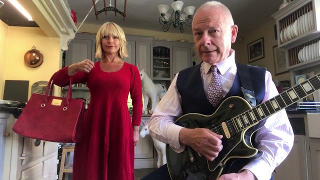 Toyah & Robert Fripp's Sunday Lunch: Women Dancing to King Crimson