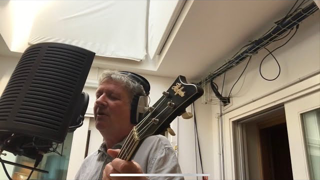Glenn Tilbrook - Everyday People (Sly & The Family Stone cover)