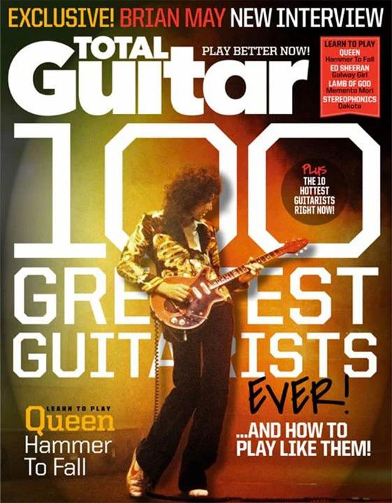 Total Guitar  2020
