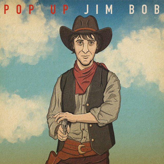 Jim Bob / Pop Up Jim Bob [CD]