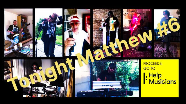 Tonight Matthew...? Episode #6 Life During Wartime (Talking Heads 1979)