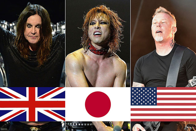 The Best Metal Bands From 30 Countries - noisecreep