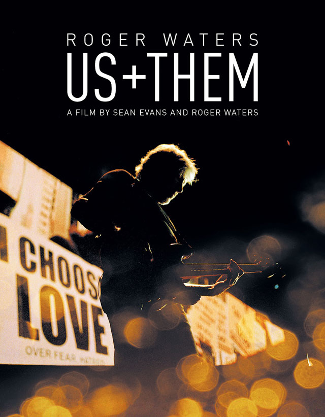 Roger Waters / Us + Them