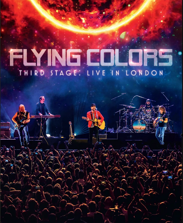 Flying Colors / Third Stage: Live In London