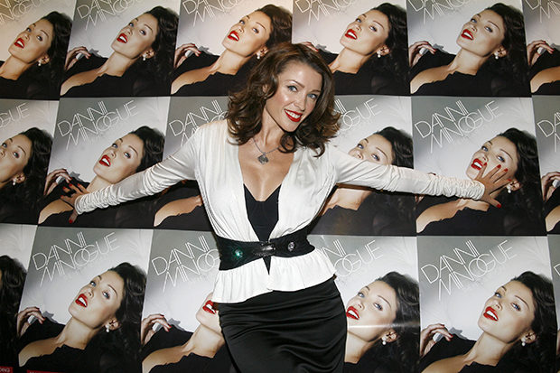 Dannii Minogue - CREDIT: Getty Images