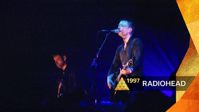 Radiohead - Karma Police (Glastonbury 1997)
