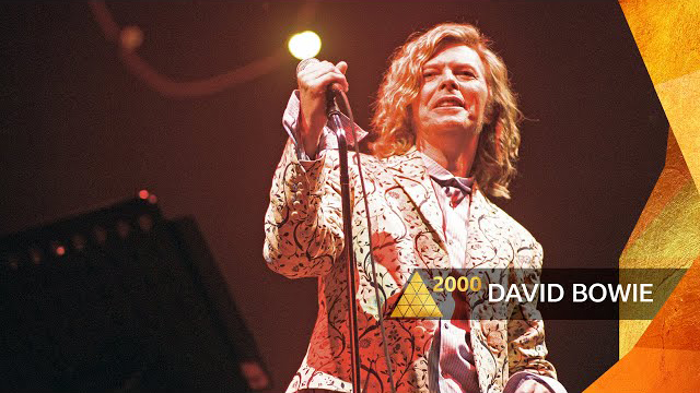 David Bowie - Life on Mars (Glastonbury 2000)