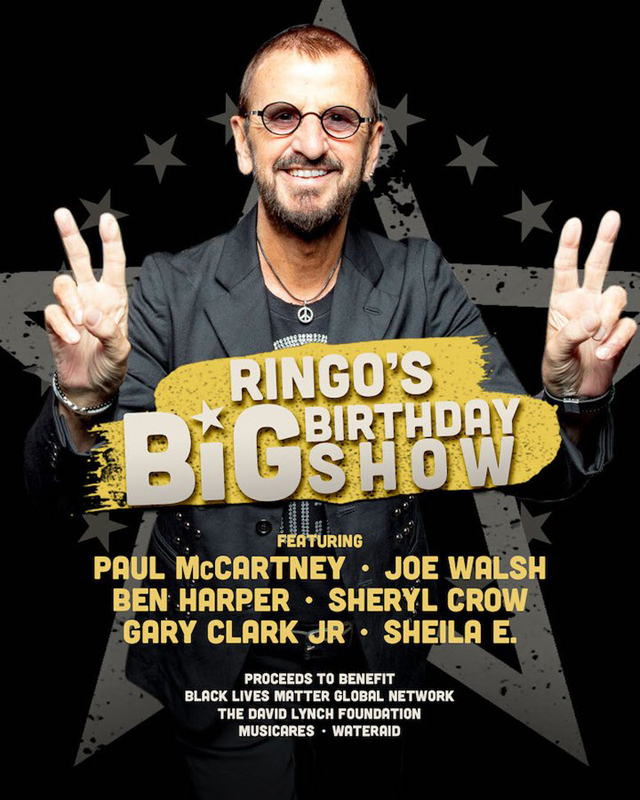 Ringo's Big Birthday Show