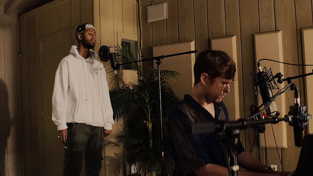 Mustafa - Come Back feat. James Blake (Live)