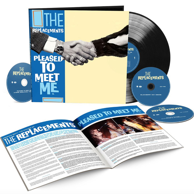 The Replacements / Pleased to Meet Me (Deluxe Edition)