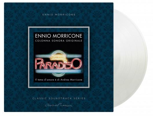 Ennio Morricone / Nuovo Cinema Paradiso [180g LP / transparent pink vinyl]