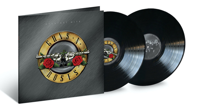 Guns N' Roses / Greatest Hits [180g LP]