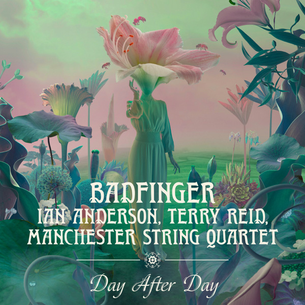 Ian Anderson & Terry Reid / Day After Day (feat. Manchester String Quartet)