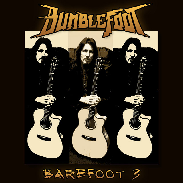 Ron 'Bumblefoot' Thal / Barefoot 3 - acoustic ep