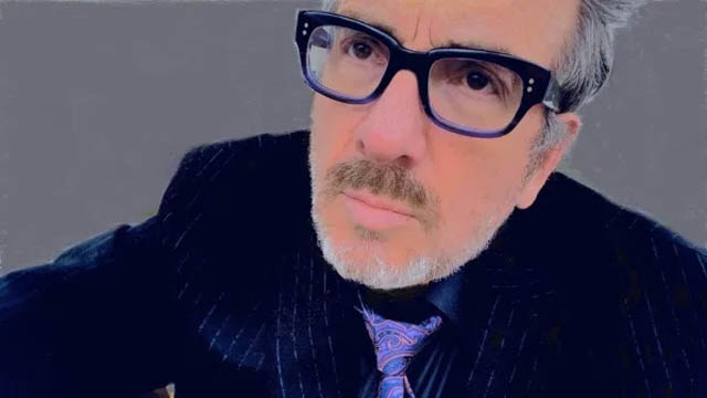Elvis Costello - Photo by Lens O'Toole