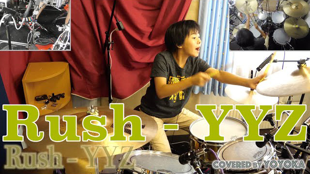 YYZ - Rush / Covered by Yoyoka