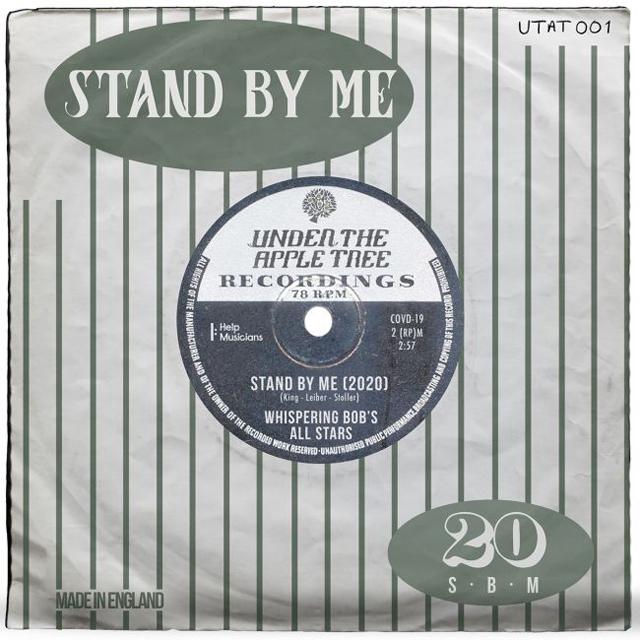 Whispering Bob's All-Stars: Stand By Me