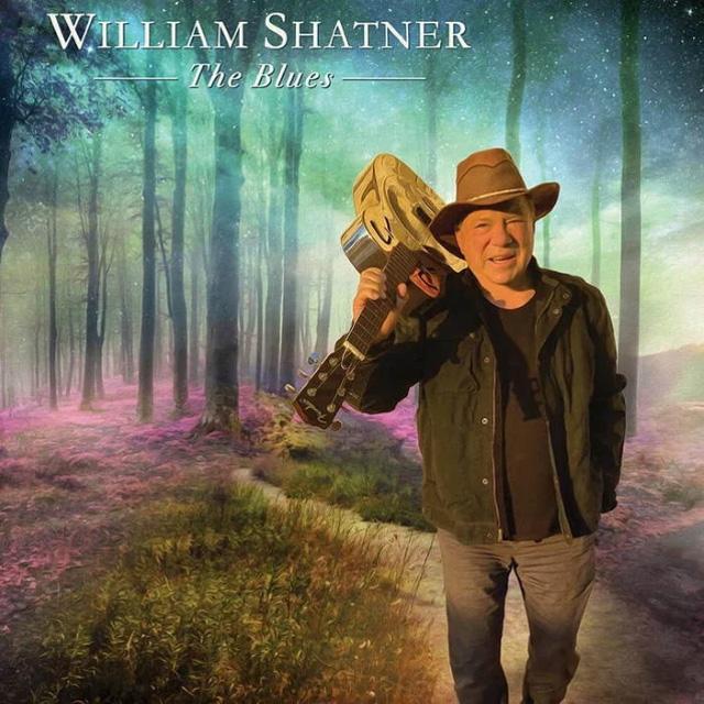 William Shatner / The Blues