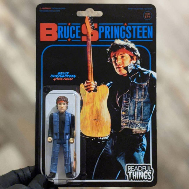 Bruce Springsteen - Readful Things - Action Figure