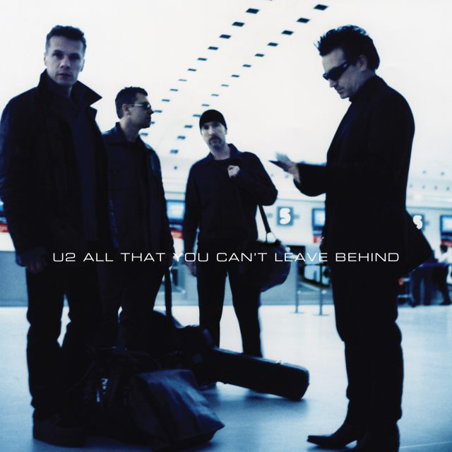 U2 / All That You Can't Leave Behind [2CD]