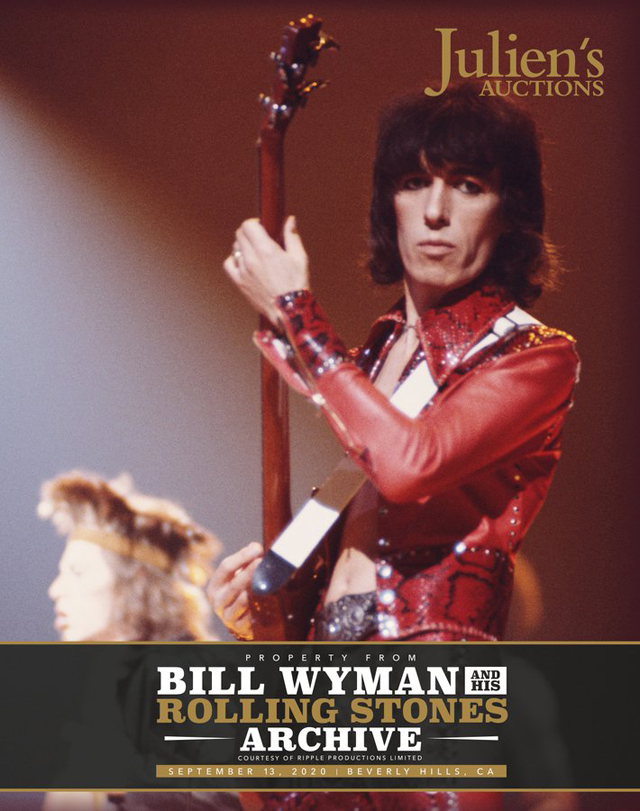 Property From Bill Wyman And His Rolling Stones Archive