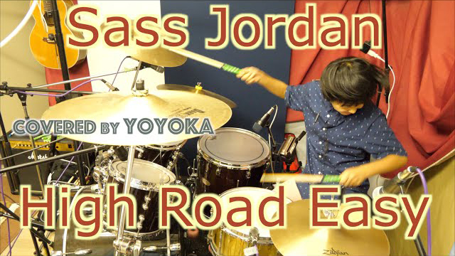 Sass Jordan - High Road Easy / Covered by Yoyoka