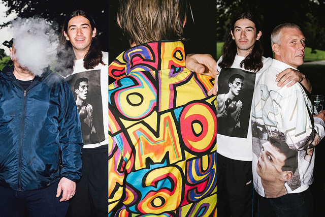 Happy Mondays × Palace Skateboards
