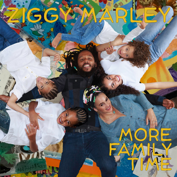 Ziggy Marley / More Family Time