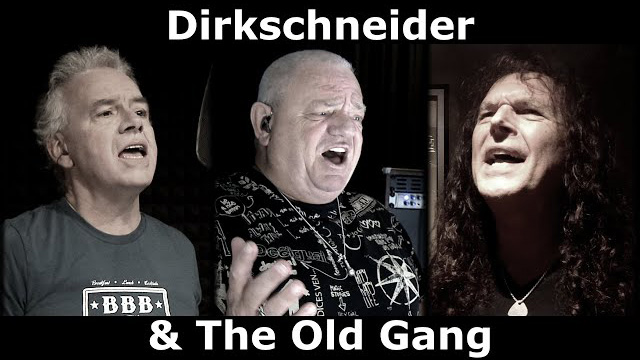 DIRKSCHNEIDER & THE OLD GANG - Where The Angels Fly (2020)