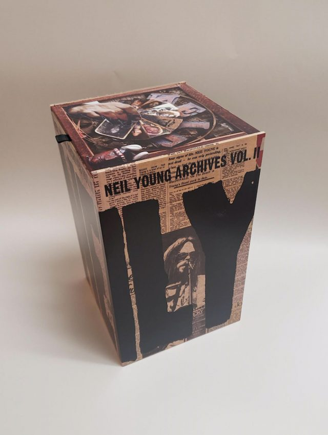 Neil Young / The Archives Vol. II: 1972-1976