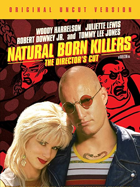 『ナチュラル・ボーン・キラーズ』 © 1994 Warner Brothers Productions, Ltd. and Mon