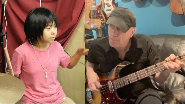 Billy Sheehan & Yoyoka