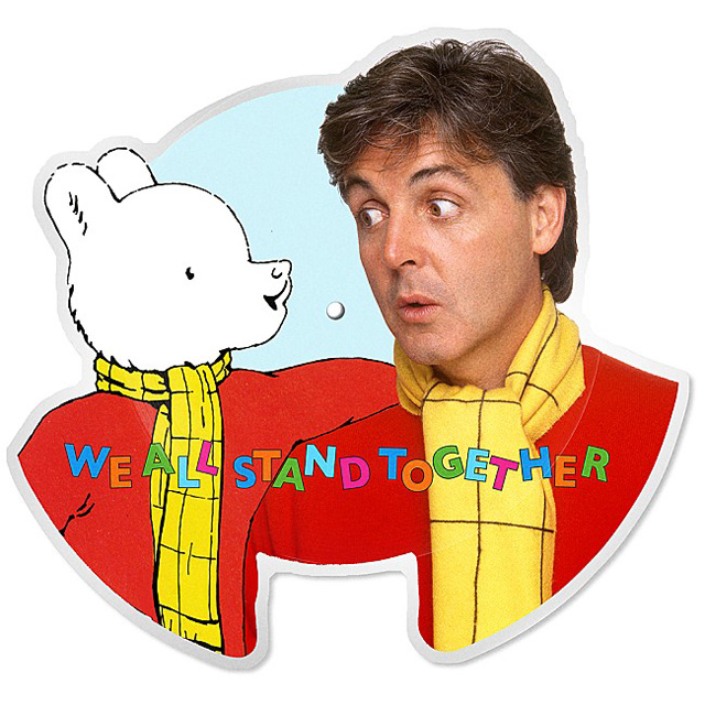 Paul McCartney / We All Stand Together - 7