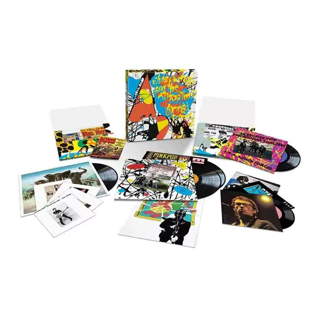 Elvis Costello & The Attractions / Armed Forces: Super Deluxe Edition