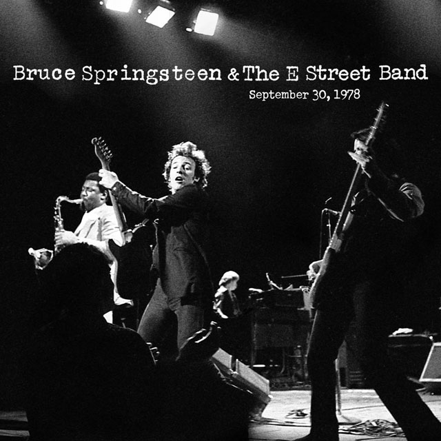 Bruce Springsteen and the E Street Band / Atlanta, GA 9/30/78
