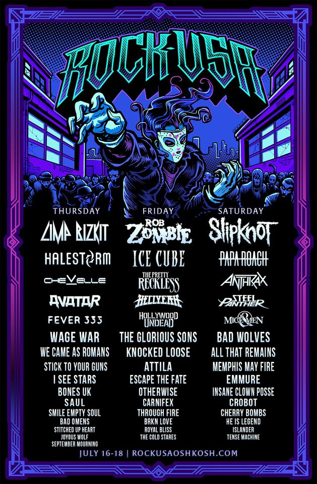 Rock USA festival 2020