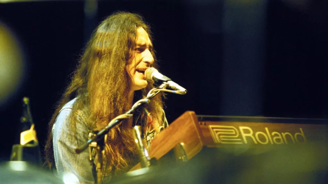 Ken Hensley (Image credit: Fin Costello/Redferns)
