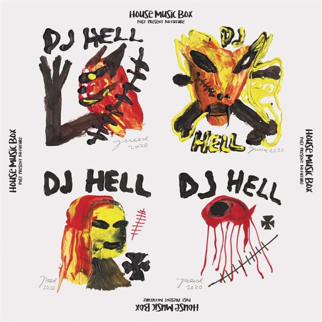 DJ Hell / House Music Box (Past Present No Future)