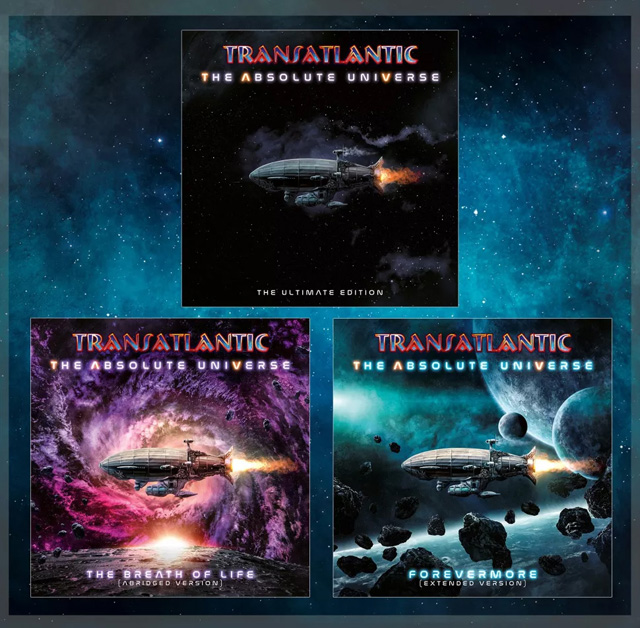 Transatlantic / The Absolute Universe