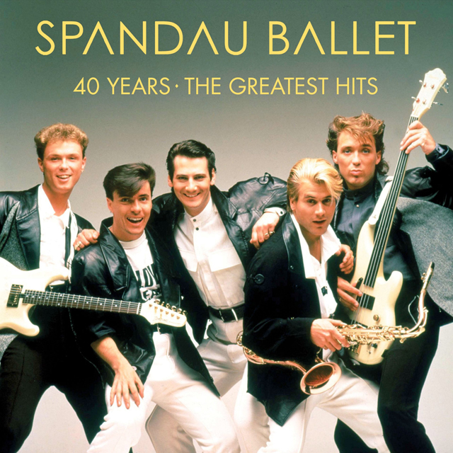Spandau Ballet / 40 Years - The Greatest Hits