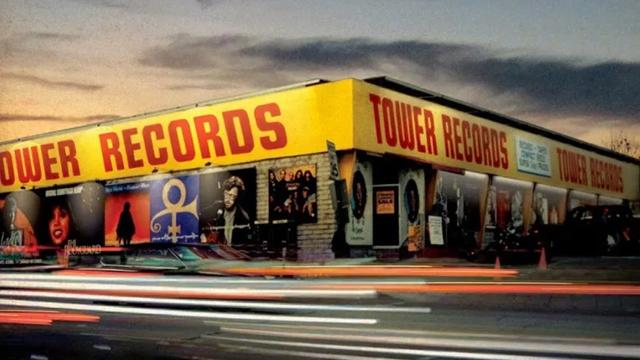 米TOWER RECORDS