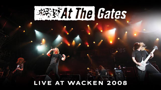 At The Gates - Wacken Open Air Festival 2008
