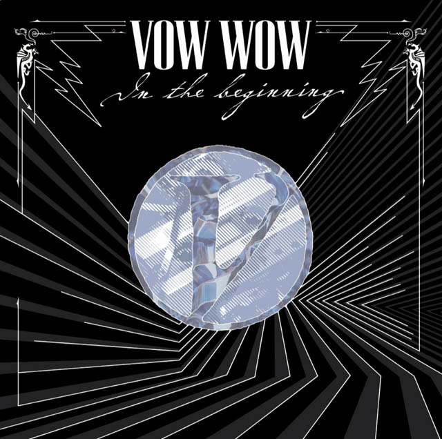 VOW WOW / IN THE BEGINNING [CD]