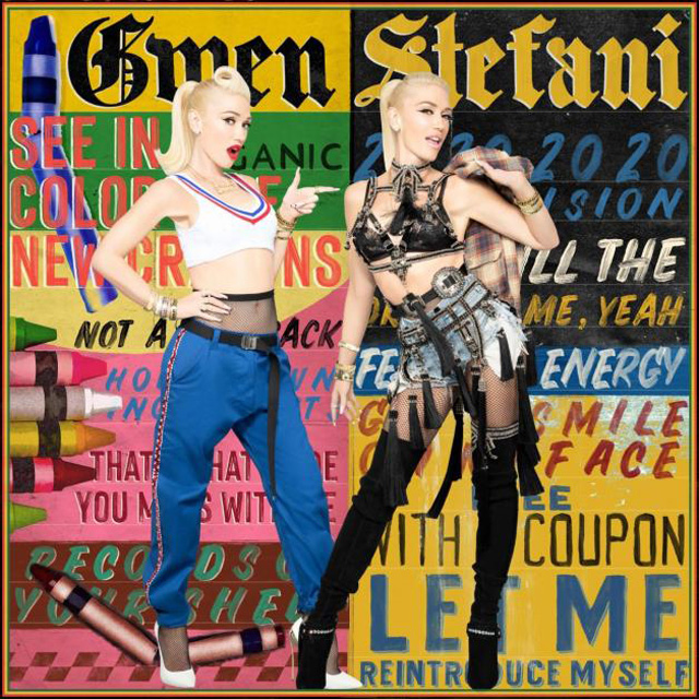 Gwen Stefani / Let Me Reintroduce Myself