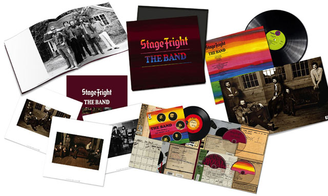 The Band / Stage Fright [50th Anniversary Super Deluxe Box Set]